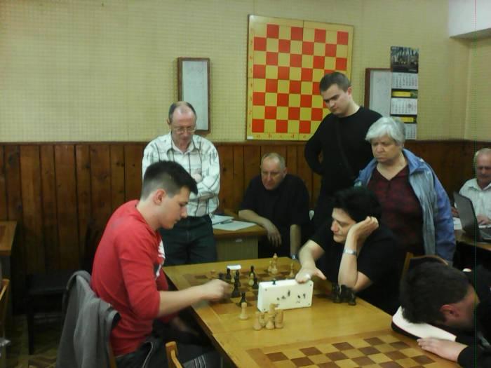 Сраженный Орфеем остался на поле шахматных сражений