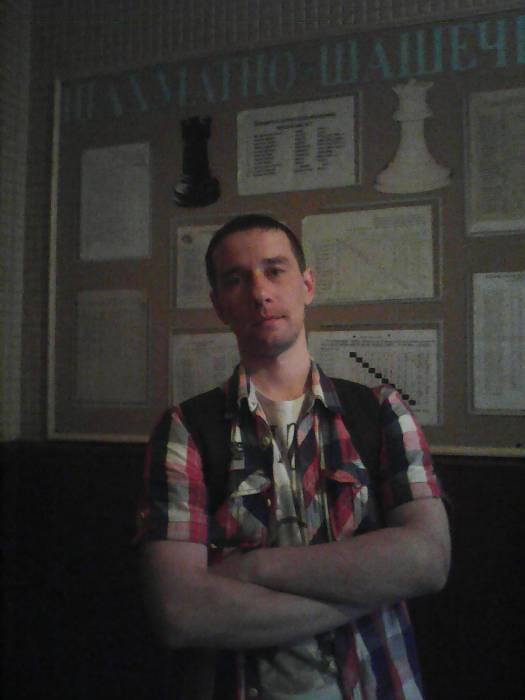 Могилевчанин Дежурный С. остался без призов - но зато приобрел ценный турнирный опыт.