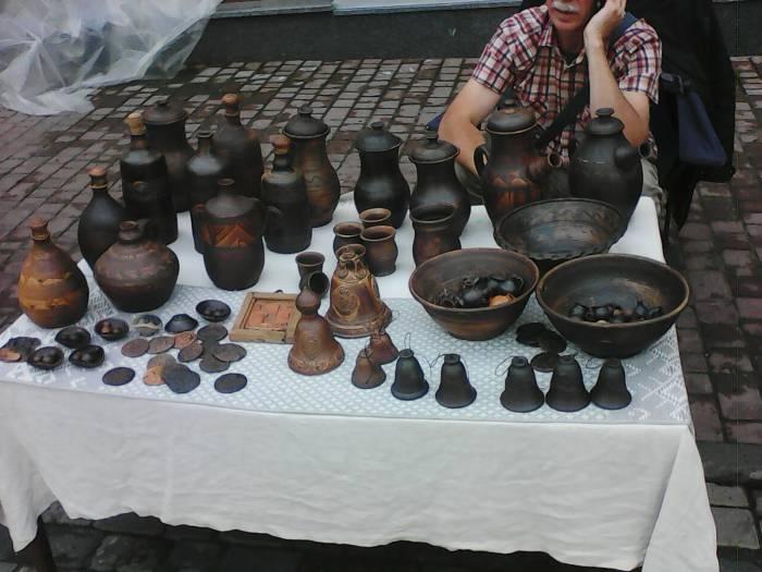 Гончарное ремесло - одно из древнейших