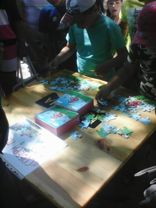 Интеллектуальные игры - спасателю нужно работать не только руками, но и думать головой