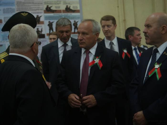Мероприятие посетил Николай Шерстнёв