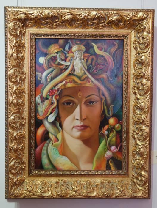 """""""Лилит"""". Еще одна ключевая женская фигура в мифологии, связанная с магией"""