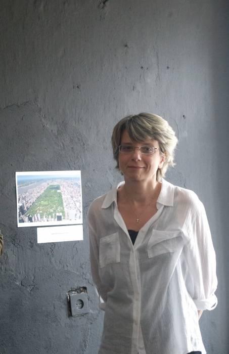 Светлана, исследовательница жизни Марка и Беллы в Нью-Йорке