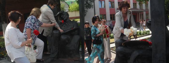 Цветы для Шагала