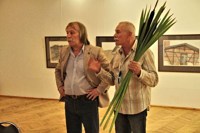 Рыгор Сітніца і Віктар Шылко