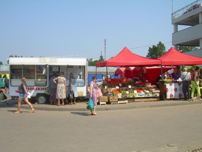 Овощи и фрукты без карты не купить!