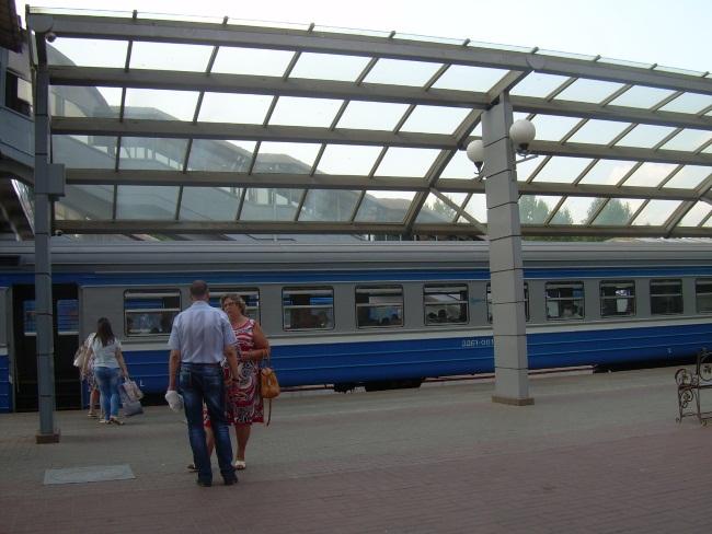 Лучший терминал - тот, что на вокзале!
