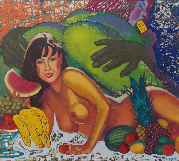 О. Крошкин. Плоды. 2009 г.