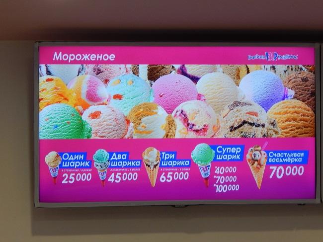 Почем мороженое для народа?