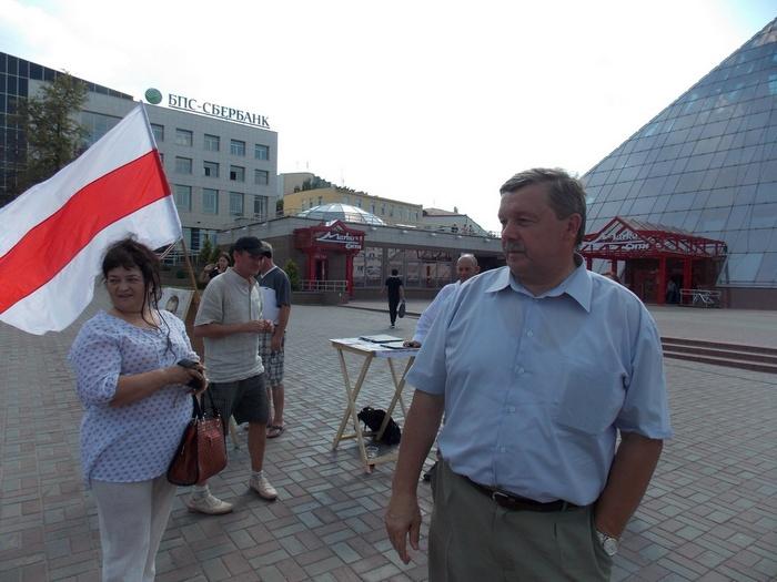 Сергей Калякин в Витебске