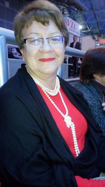 Светлана Гречулина. Фото из личного архива.