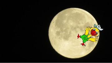 Над Витебском голубая Луна 02