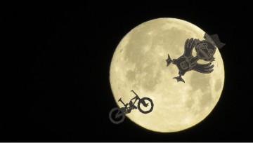 Над Витебском голубая Луна 03