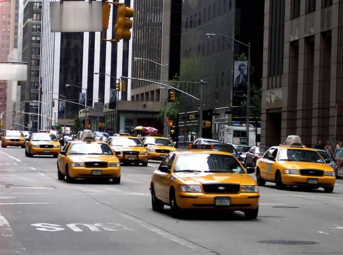 Один из символов Нью-Йорка
