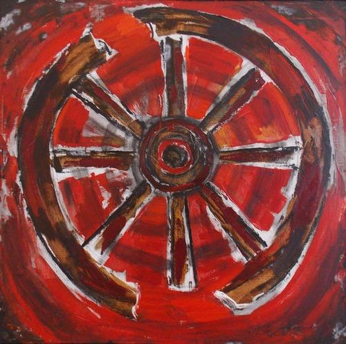 В. Витко. Красное колесо