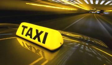 Современное витебское такси