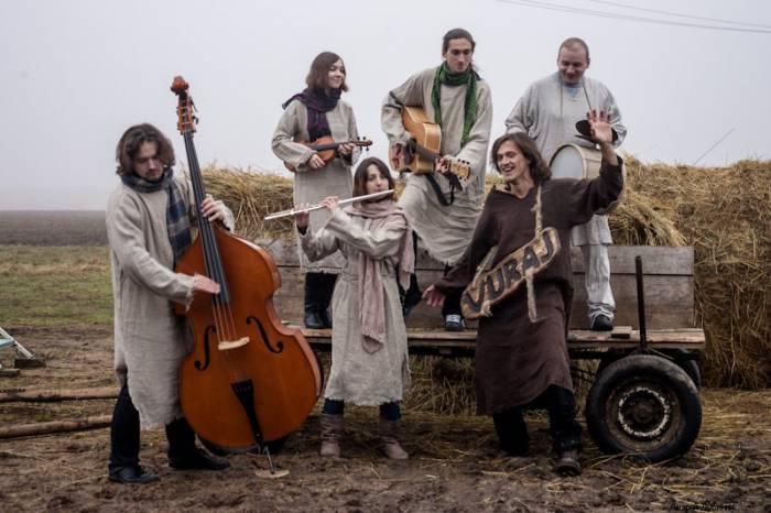 Группа Vuraj. Фото Андрей Дубинин