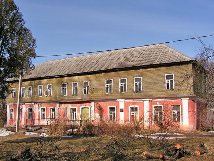 Усадьба Адамова. Фото evitebsk.com