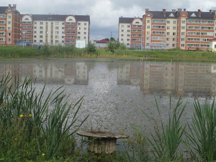 Солдатское озеро нуждается в очистке