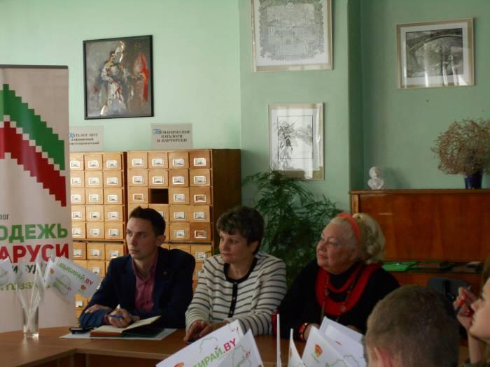 """Стихотворение Пимена Панченко """"Мая Радзiма"""" произвело неизгладимое впечатление на всех находившихся в зале"""