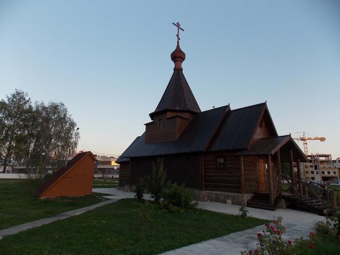 Храм святого благоверного князя Александра Невского в Витебске