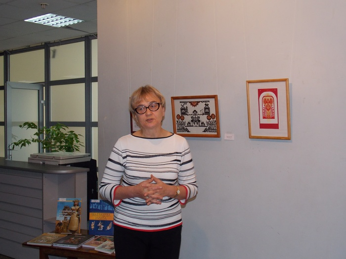 Людмила Вакар