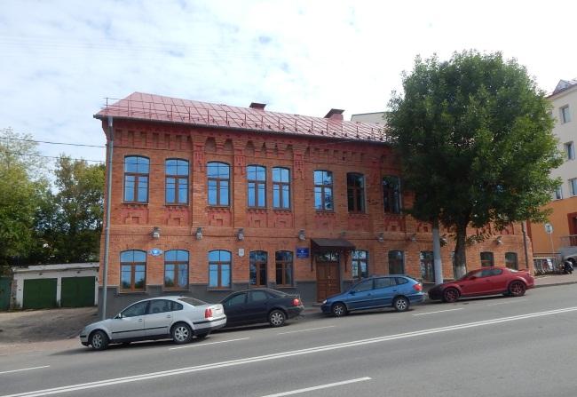 Центр гигиены и эпидемиологии медицинской службы департамента финансов и тыла Витебской области.