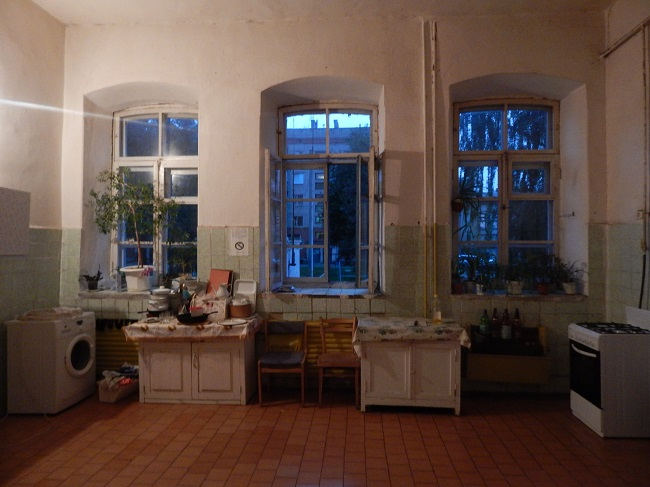 Коммунальная кухня