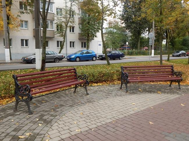 За здорьвем и покоем - в сквер по Богдана Хмельницкого