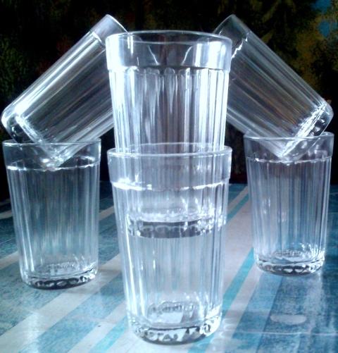 Фото стакана 20 граней