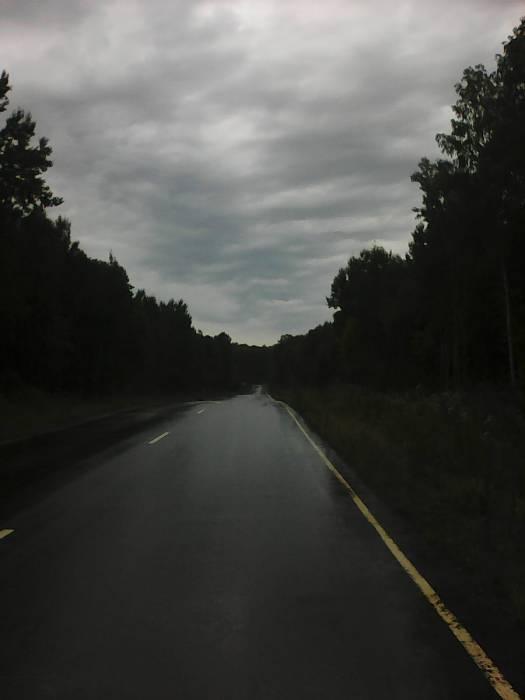 Дорога к будущему заводу