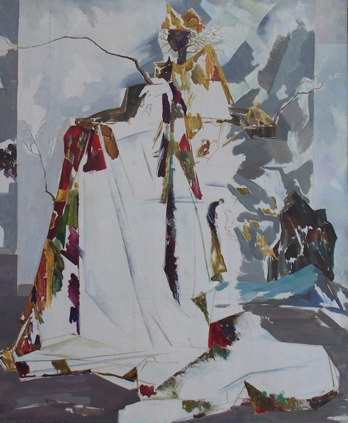 Николай Бондарчук. Грёзы белого холста. 2009 г.
