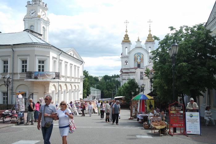 Туристический Витебск
