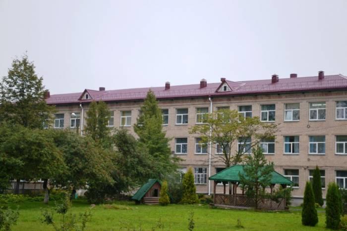 Великолетчанский детский дом