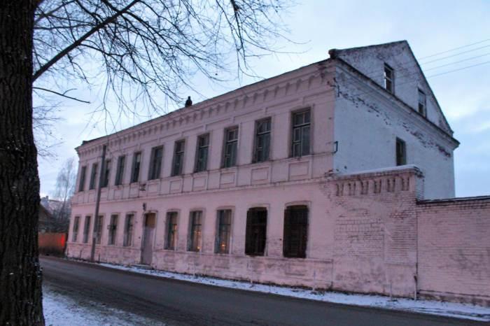 Морская школа. Витебск