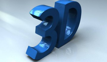 3D-технологии завоевывают мир!