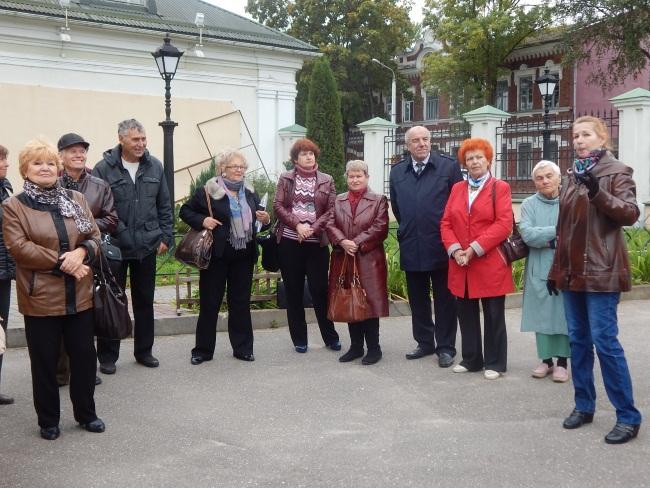 Нина Леоновна рассказывает о Витебске