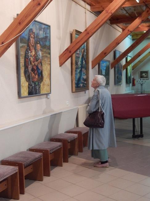Волшебная сила искусства помогает Вере Кирилловне