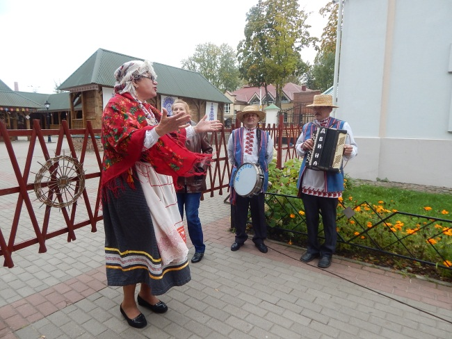 А как по белорусски каникулы?