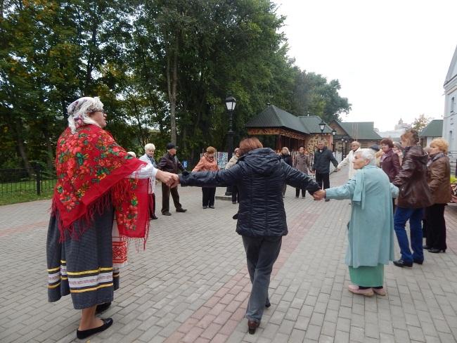 Мы танцуем маразулю!