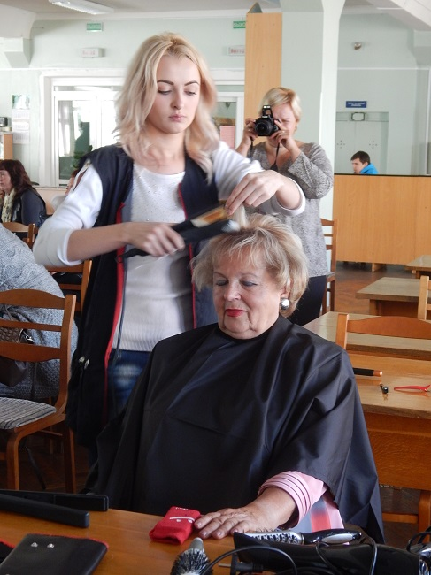 Ванда Андреевна готова к переменам!