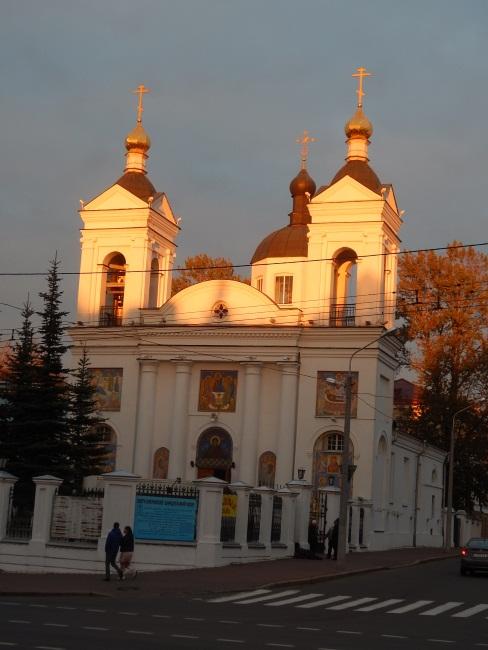 Свято-Покровская церковь в Витебске
