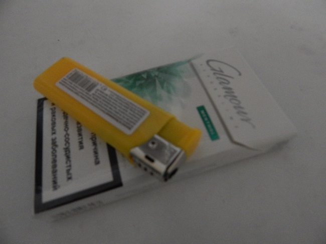 Курить сегодня не гламурно!