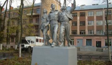 Дружба в советское время ценилась высоко!