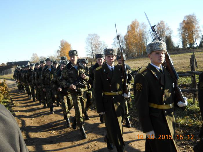 копти 2015 торжественный марш 52 батальона