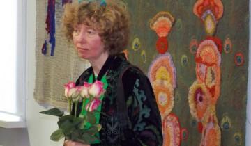Иева Круминя, куратор выставок