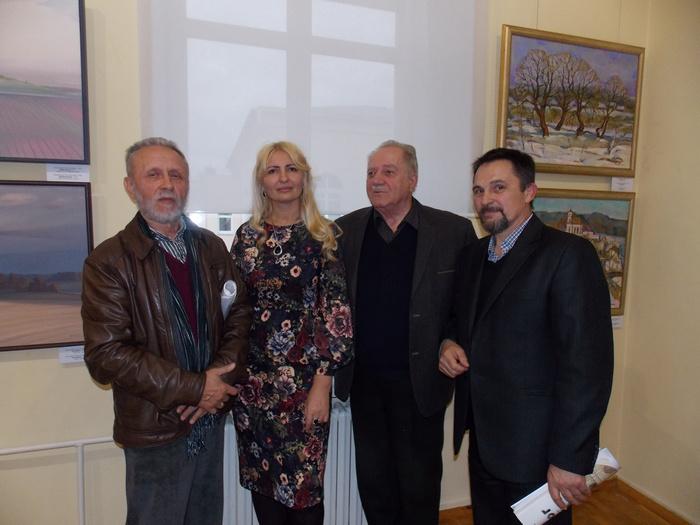 Николай Киреев, Юлия Бежнарь, Феликс Гумен, Николай Мищенко
