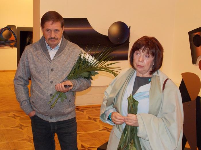 Александр Малей и Валентина Кириллова