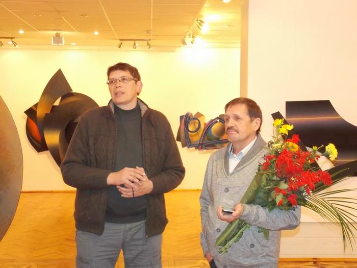 Андрей Духовников и Александр Малей