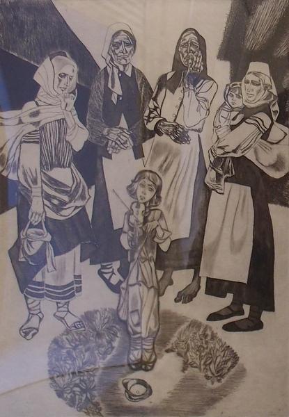 Ілюстрацыя Георгія Паплаўскага